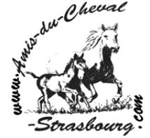 Les Amis du Cheval de Strasbourg Logo